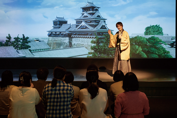 History and culture experience facility Yuzusa